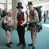 July 26, 2007<br /> <br /> Day 1 of Comic-Con<br /> <br /> That's me in the ghostbusters outfit.  Or should I say Phantasm Extraction Engineer?