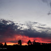 March 6, 2006 part 2<br /> <br /> You know what? I'm gonna post a 2nd pic today. Ha! <br /> <br /> Tonight's sunset stitched at 137 megapixels