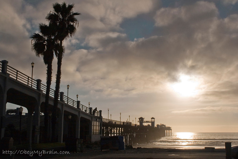 January 5, 2007<br /> <br /> Another of the Oceanside Pier