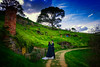 Kate & Simon<br /> Married at Hobbiton Movie Set<br /> 29/08/12