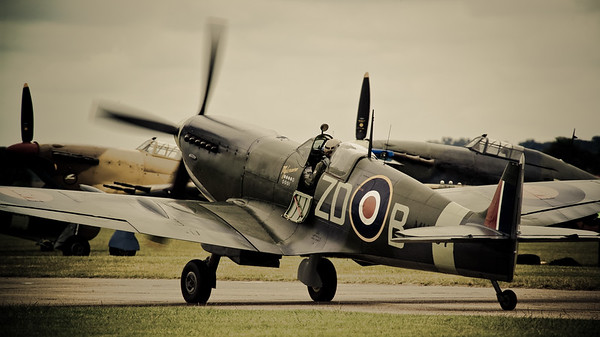 The Fighter Boys Duxford