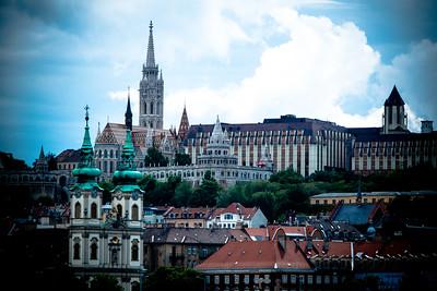 Memories of Budapest