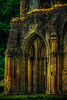 Walking in History<br /> Glastonbury Cathedral<br /> Somerset