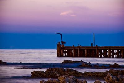 The Old Wharf Kaikoura