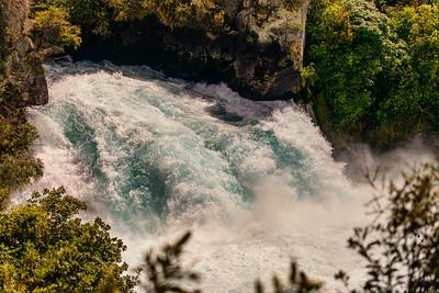 The Power of The Waikato Huka Falls
