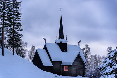 Garmo Stave Church