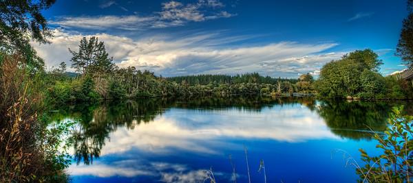Solace The Waikato River Atiamuri