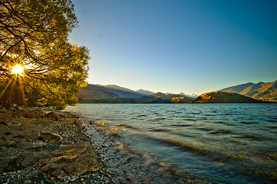 The Golden Hour Glendhu Bay