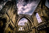Venturing into history<br /> and embracing the splendour<br /> Glastonbury Abbey