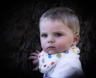 Oliver My Beautiful Grandson