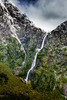 The view from The Eyrie<br /> Lake Quill<br /> Fiordland National Park<br /> New Zealand