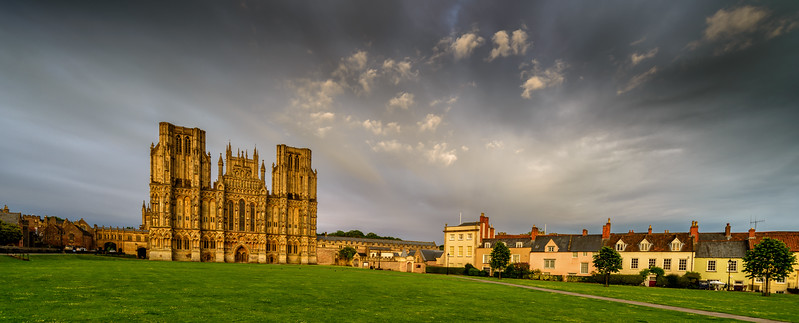 Wells in the Evening