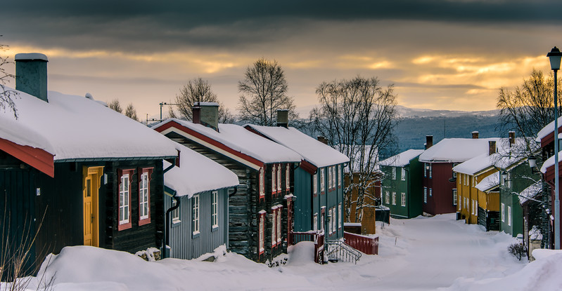 Colours of Røros III