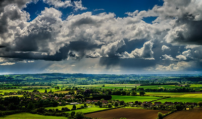 The View from Ham Hill