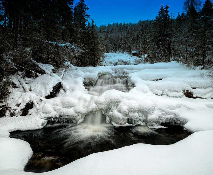 Water<br /> Near Fossheim<br /> Rjukan<br /> Norway