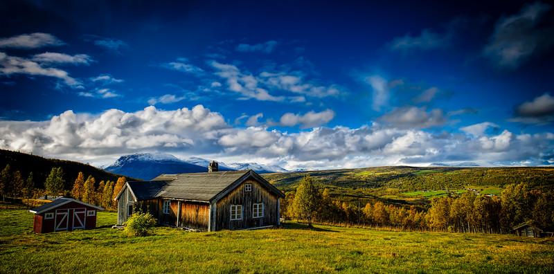 A Winter Home For Rampus<br /> Noreli<br /> Hallingdal<br /> Norway