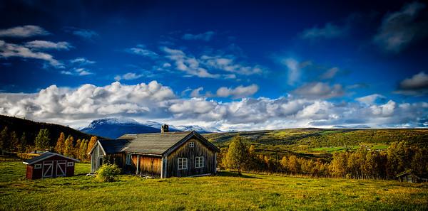 A Winter Home For Rampus Noreli Hallingdal Norway