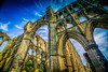 Looking into the past<br /> Thinking of the future<br /> Rievaulx Abbey