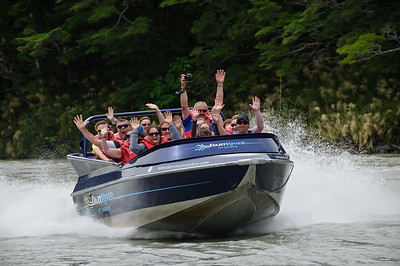 The best jetboat ride in the world! Dart River Jet Safaris Glenorchy.