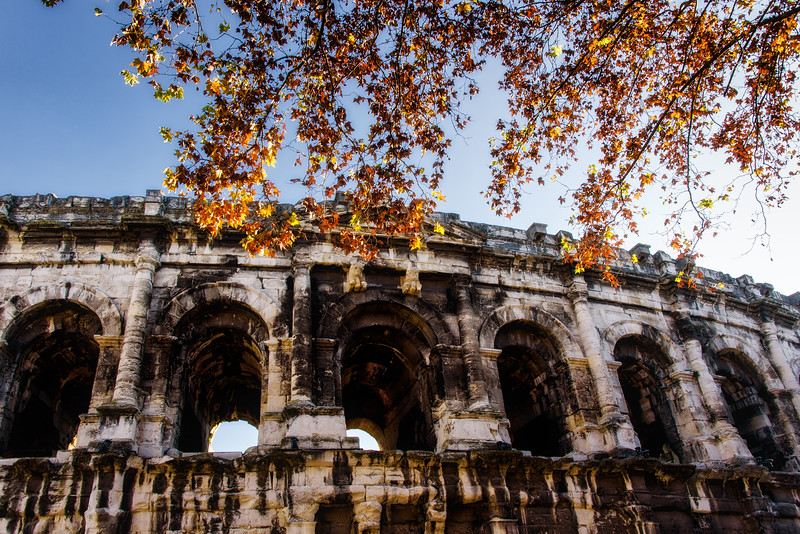 The Arena of Nîmes