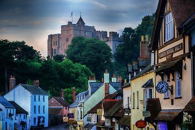 Oh England, My Lionheart Dunster Somerset England