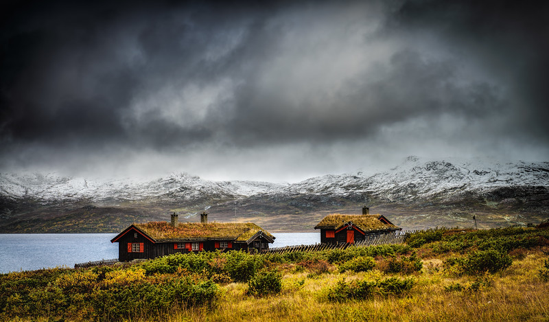 Peace in Hydalen<br /> A Magical Home<br /> Hydalen<br /> Norway