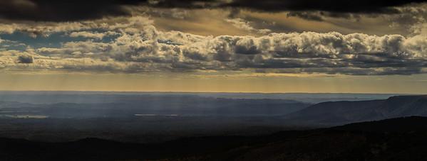 The View From The Top Turoa Ski Field Ohakune