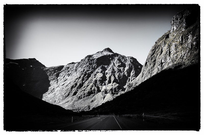 The Road to Milford Sound