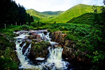 Where Scotch really comes from. Near Loch Loyne