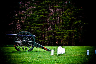 The Cannon and its Aftermath Spotsylvania