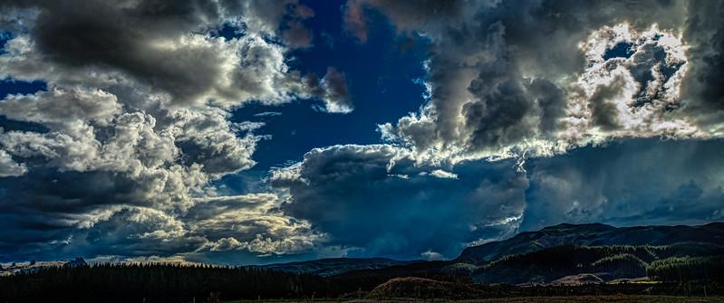 Just Clouds<br /> Atiamuri