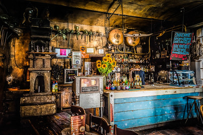 Four in 28 (2) Cafe Kazimierz Krakow Poland