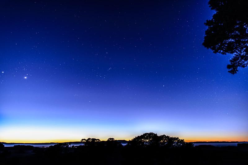 Star Light, Star Bright<br /> The Elves love the night<br /> In The Shire, they love the light.