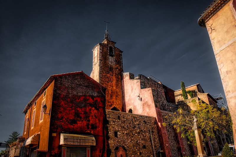 Roussillon Colours