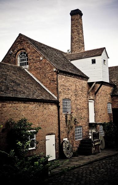 Sarehole Mill - Birmingham