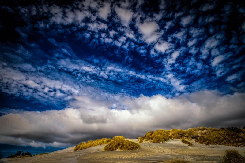 Walking on the Beaches<br /> Wharariki Beach<br /> Golden Bay<br /> New Zealand