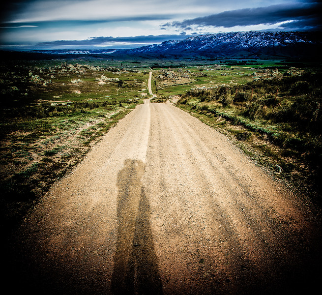 Ian Brodie<br /> Self Portrait