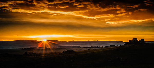 To witness a sunrise is to feel the warmth of another day and to know and embrace life