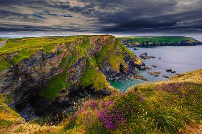 A cruise along the coast  - remembering beautiful Cornwall