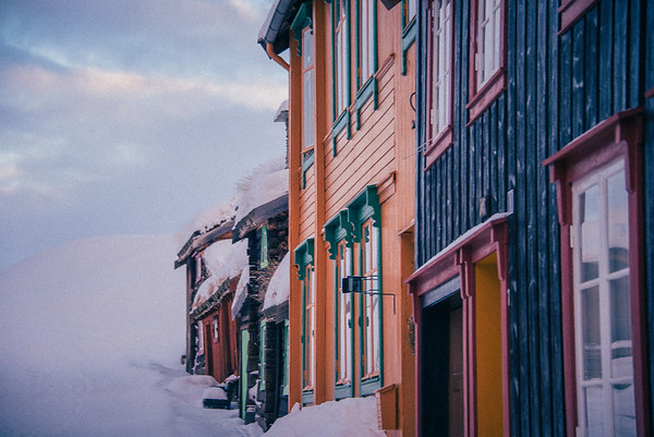 Colours of Røros II