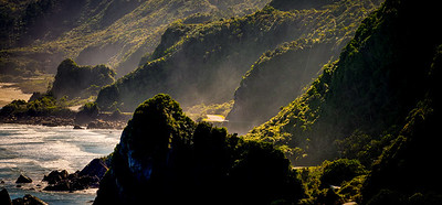 The Ultimate Road Westport to Punakaiki Westland New Zealand