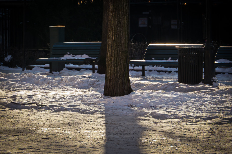 Noon Shadows<br /> Oslo
