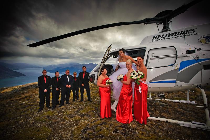 Travis & Belinda Wedding