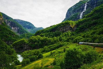 The Flåm Railway