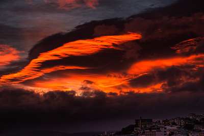 An Awesome Wellington Sunrise Wellington New Zealand