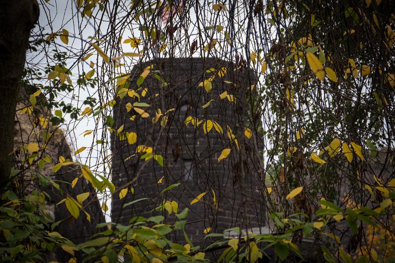 Autumn at the Ludendorff Bridge<br /> Remagen, Germany