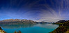 The Most Beautiful Drive In The World<br /> <br /> An 18 image panorama taken on the road between Queenstown & Glenorchy.