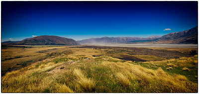 The View from Edoras (Mt Sunday)