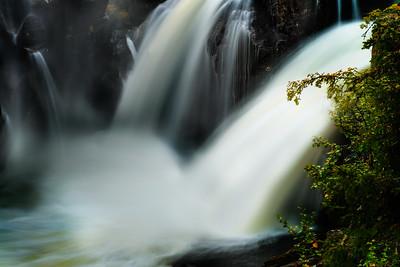 The majesty of water Rjukandefossen Hemsedal Hallingdal Norway