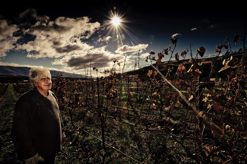 The Keeper of the Vines<br /> Bannockburn<br /> Central Otago